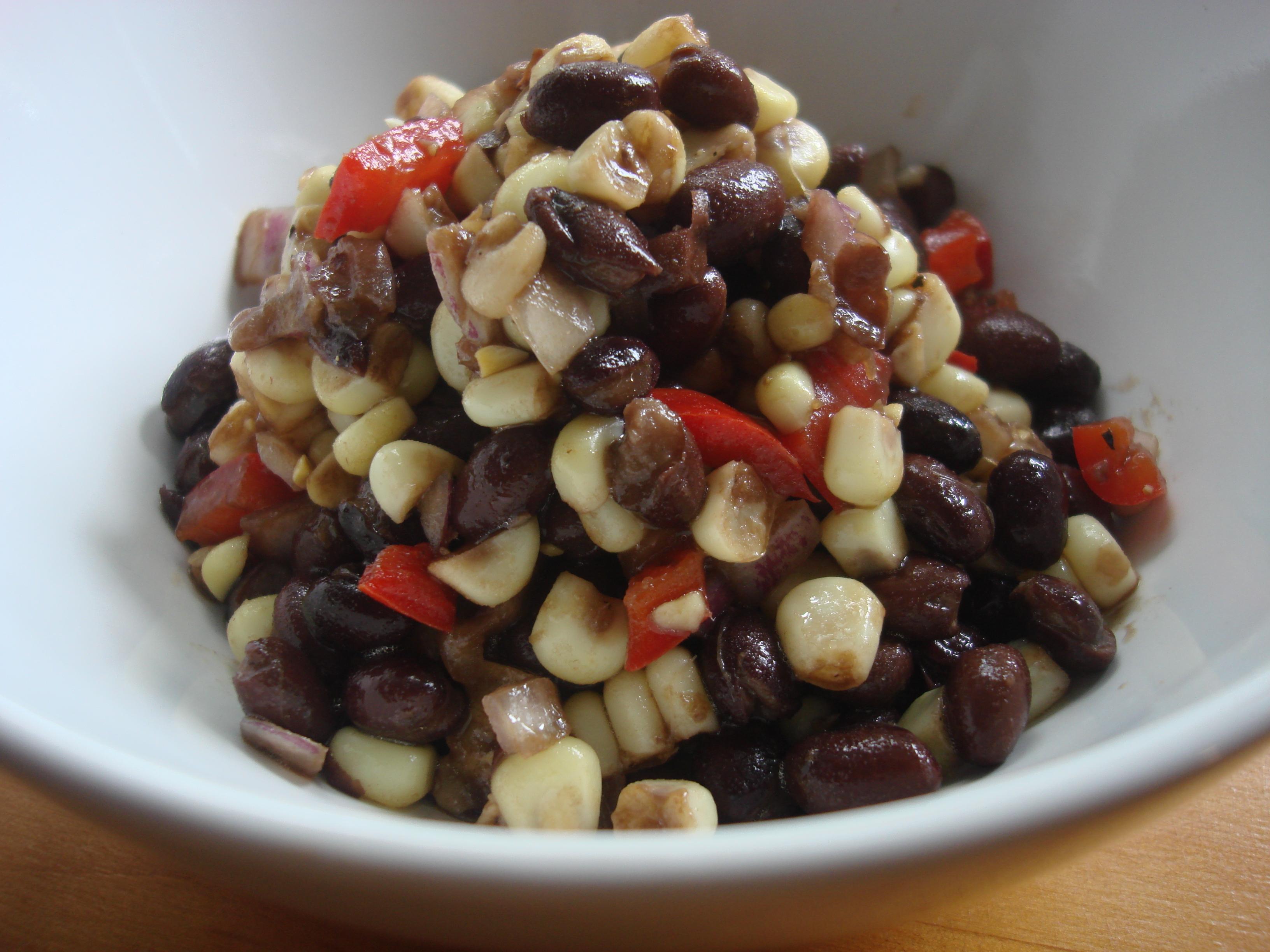 Easy bean salad recipes uk