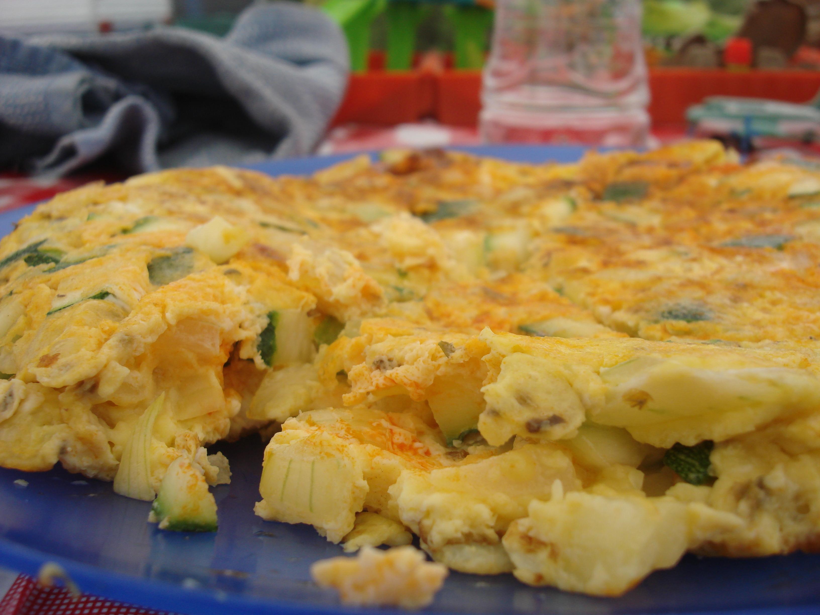 Spanish Omelette Good Food