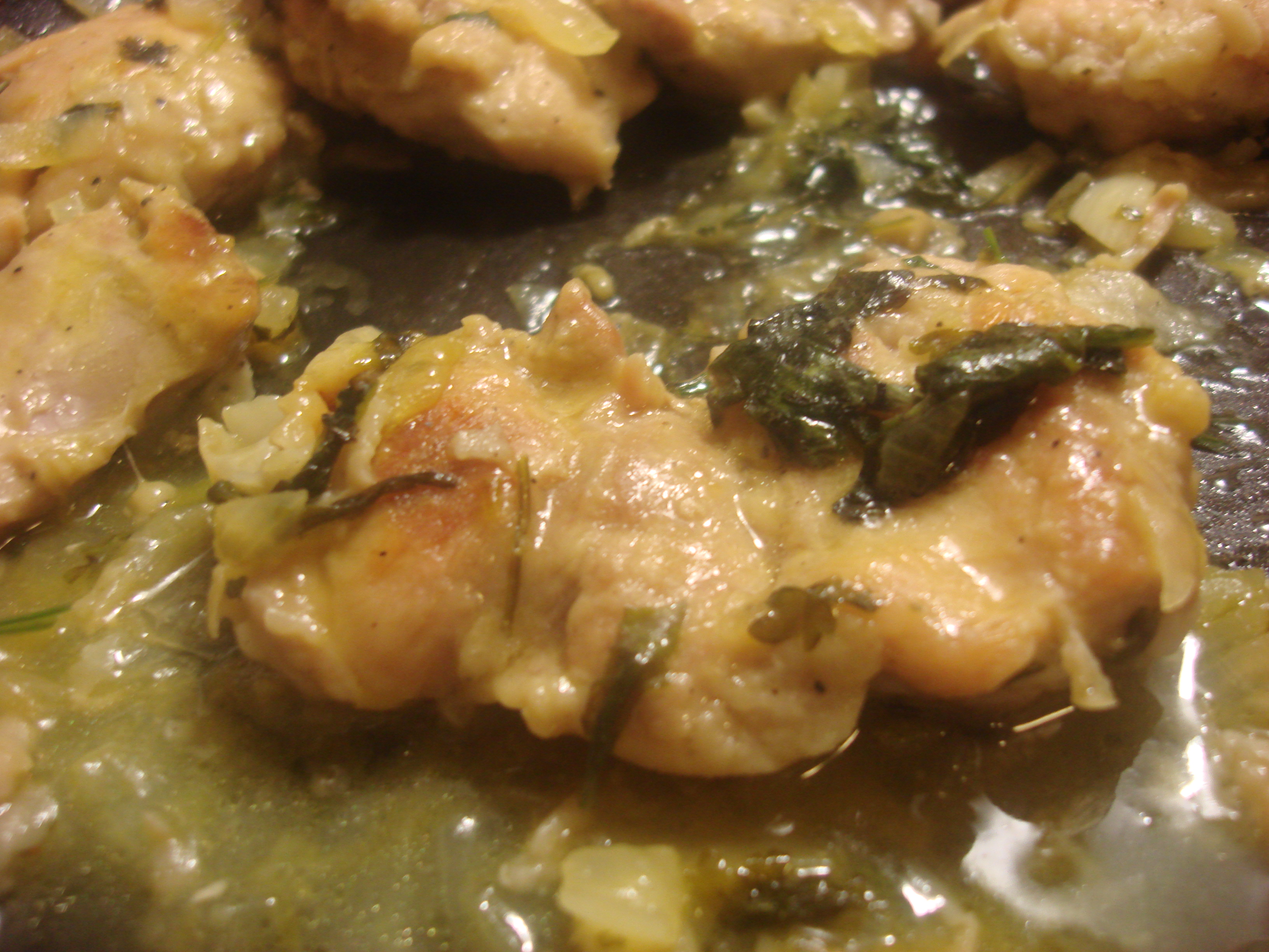 Pan Fried Chicken Thighs Cheap chicken thigh recipe