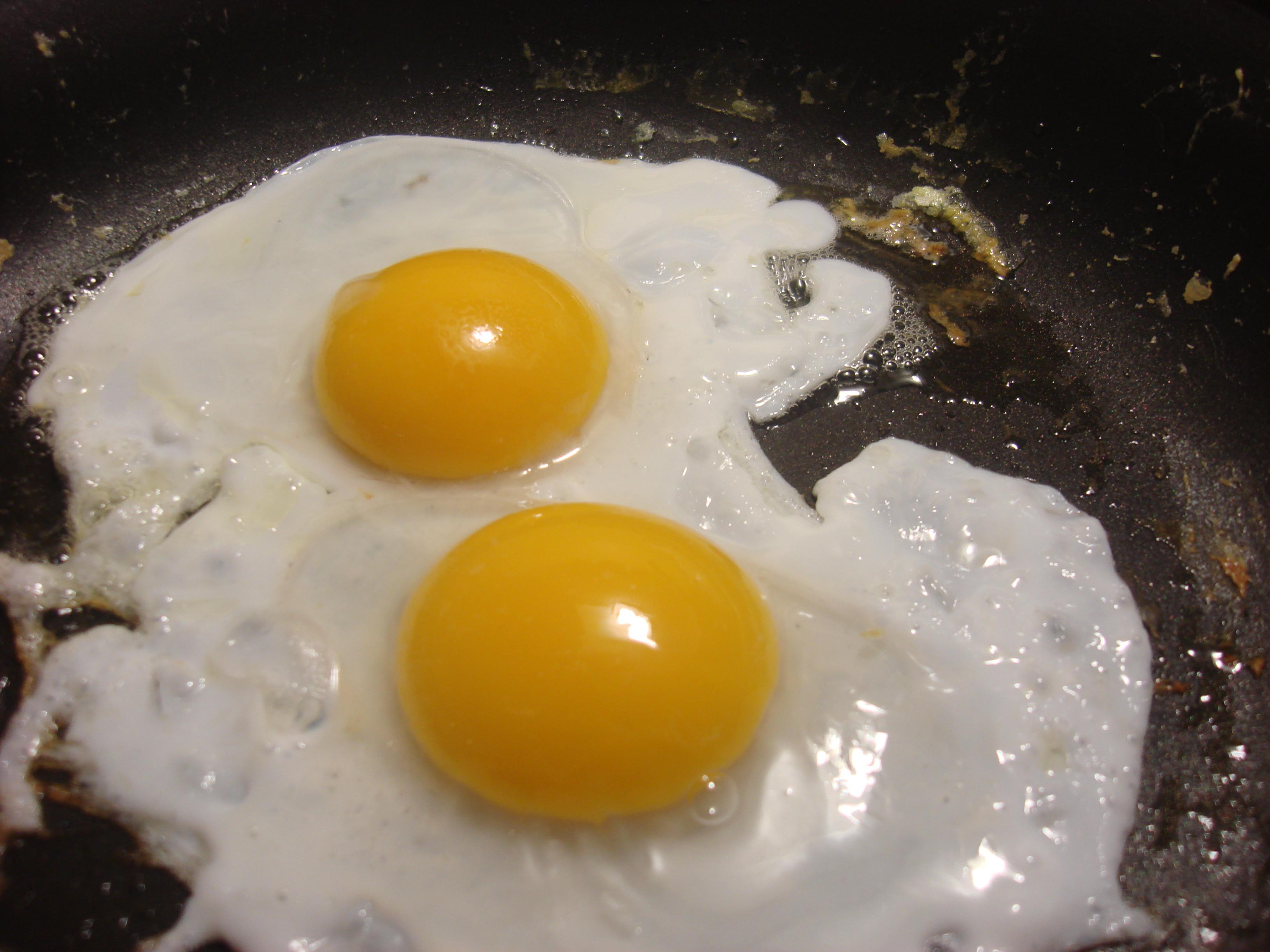 how to avoid sulphur in eggs