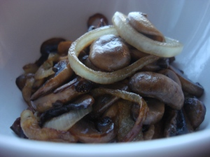 One of my all-time top posts: Sauteed mushrooms and onions is the Best Burger Topping. Ever.