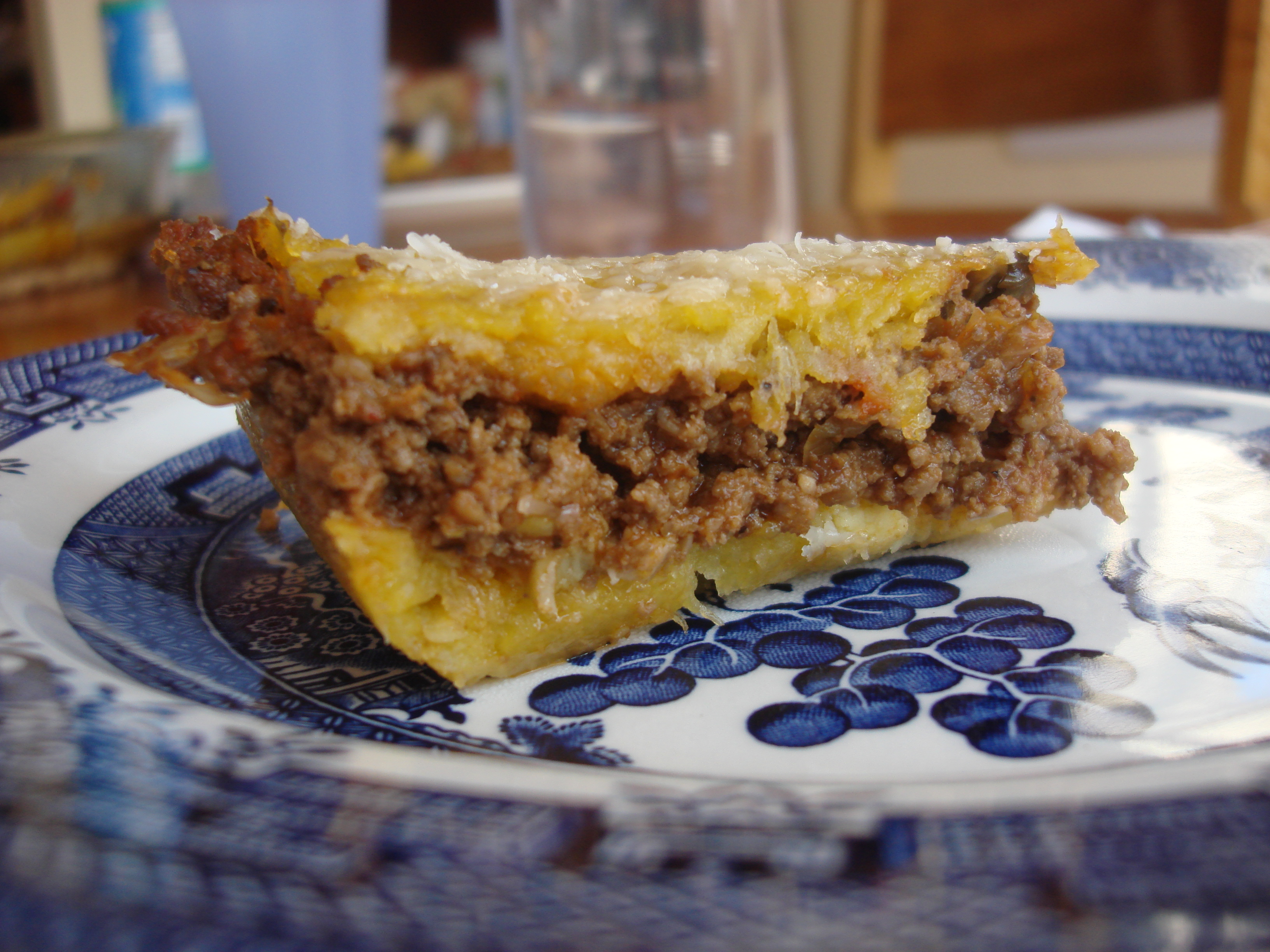 Puerto rican shepherd pie pastelon recipe