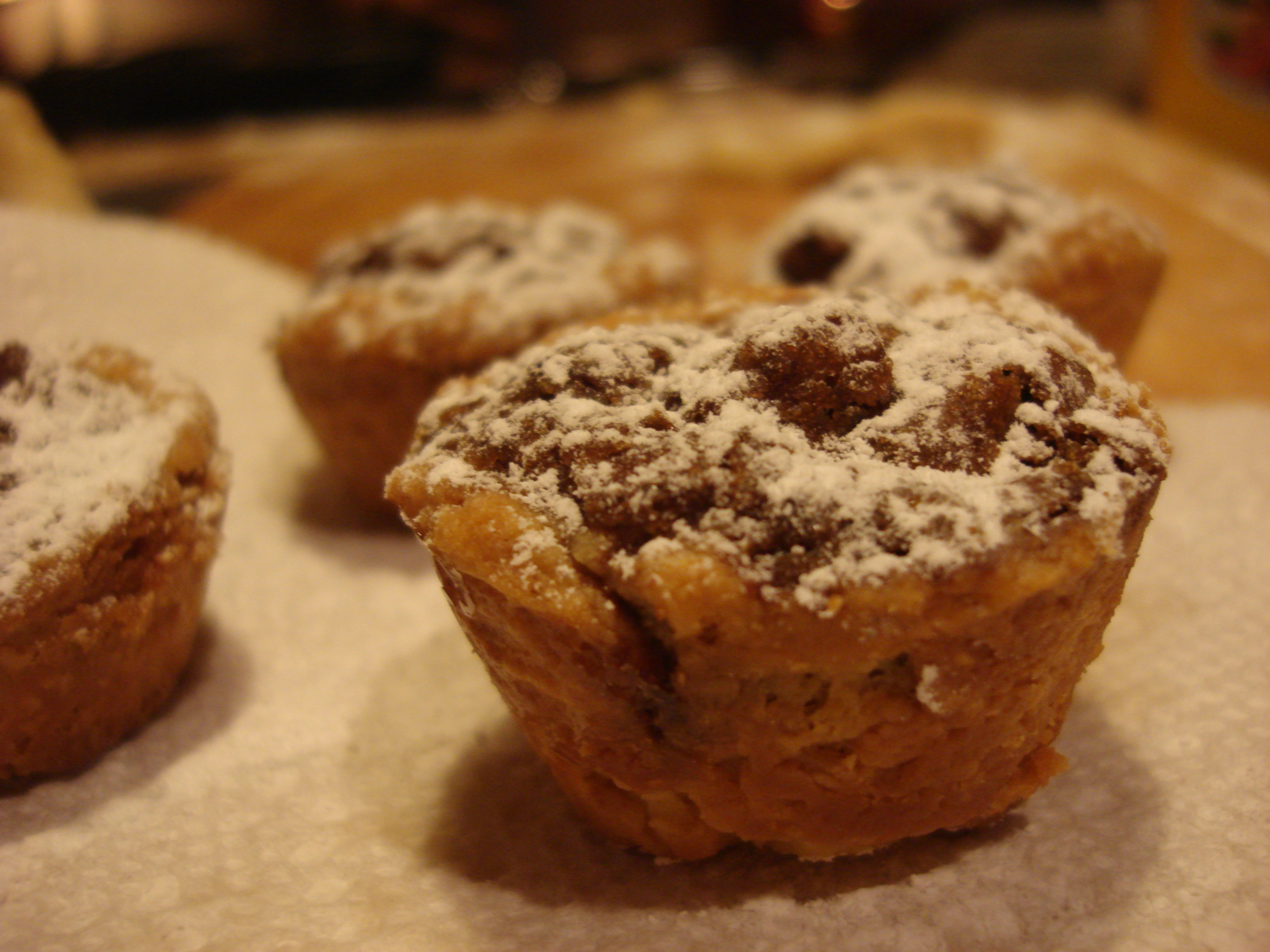 Walnut Cups Gorgeous Holiday Cookie Alternative Who