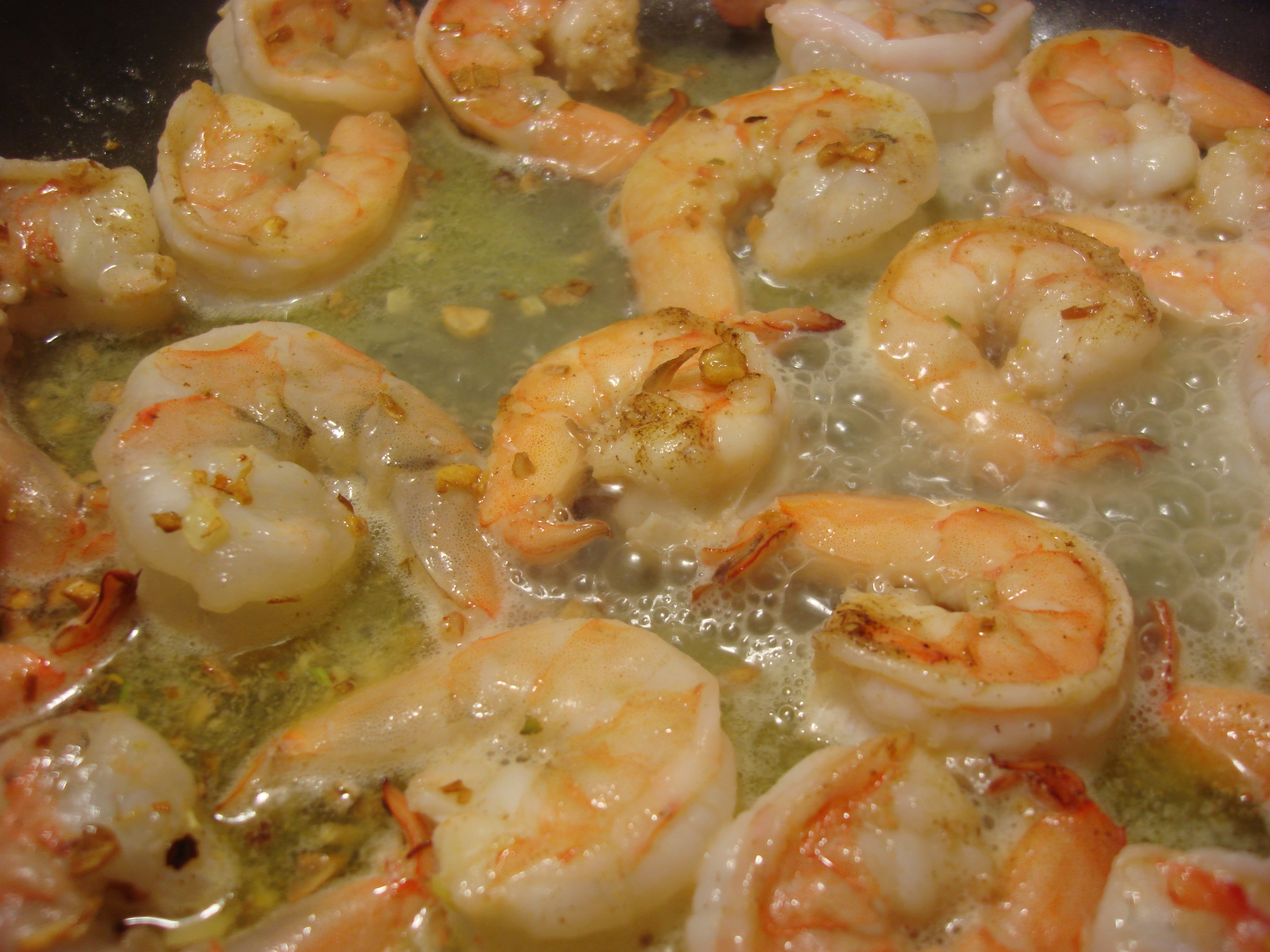 grilled shrimp scampi basic shrimp scampi fiddlehead shrimp scampi ...