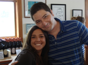 Salim and Carolyn Iannone - now owner of Love Lane Kitchen!