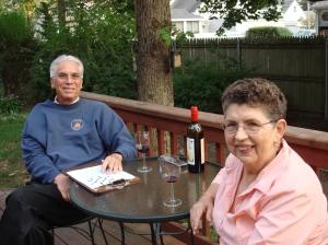 Myrna & Pedro, 50 years later