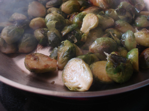 Brussels Sprouts!