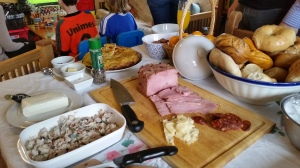 This is part of the spread...Can you name the team jerseys in the background? Hint: Only one is EPL