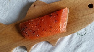 This years gravlax is phenomenal. EXCELLENT for entertaining as you can divide into pieces for each event.