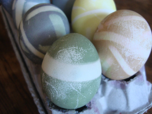 Natural Egg Colors